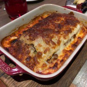 ash elm lasagne